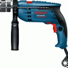 BOSCH | Impact Drill  With Keyless Chuck | GSB 1600 Re | 351 W | 1.9 KG | BO0601218101