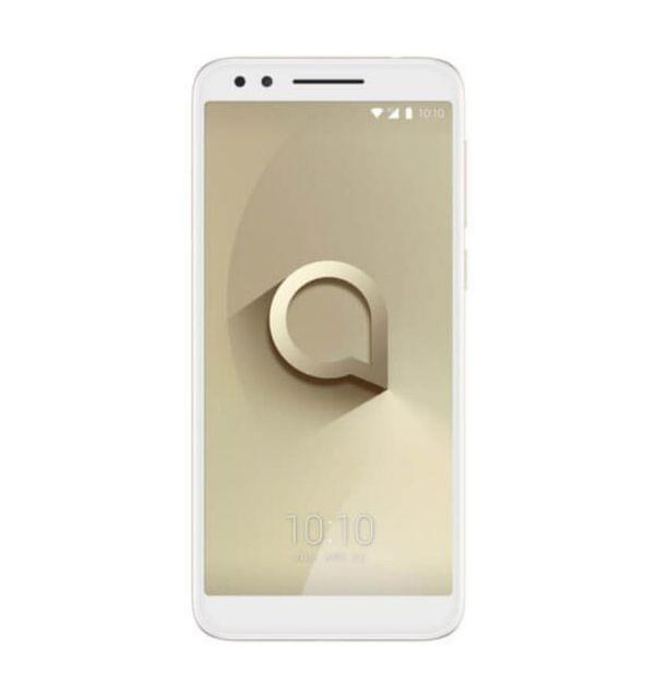 ALCATEL |3L Dual SIM Metallic Gold | 2 GB RAM | 16 GB | 5.5"