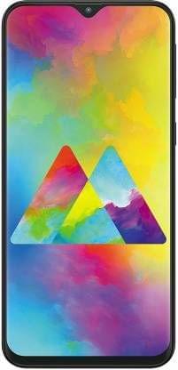 """SAMSUNG   Galaxy M20 Dual Sim   3 GB RAM   32 GB   6.3 """"   SM-M205FDADXSG"""