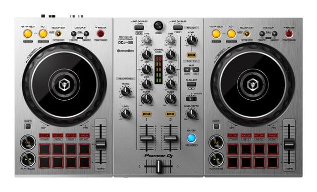 PIONEER | 2-channel DJ controller for rekordbox DJ | DDJ-400