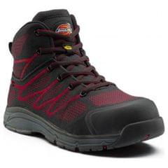 DICKIES | Liberty Safety Boot Sizes 5.5-14 Black /Grey | FC9530