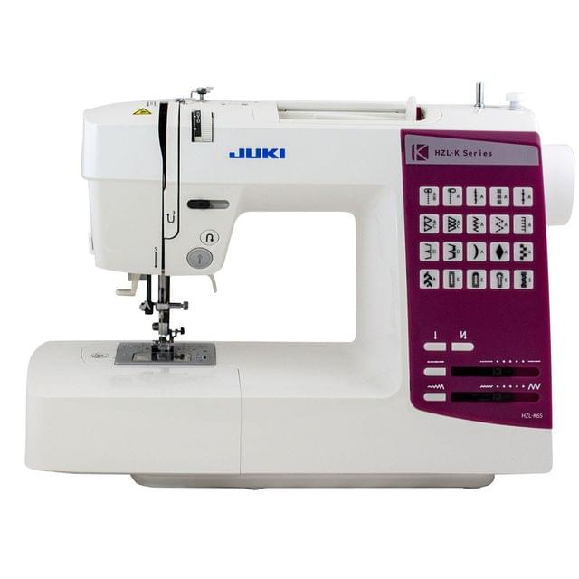 JUKI | Compact Size Sewing Machine with 20 Stitch Patterns | HZL-K65