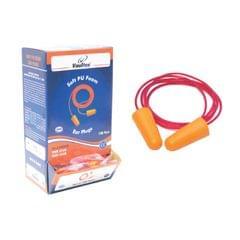 VAULTEX | Corded Ear Plug Orange | VPC