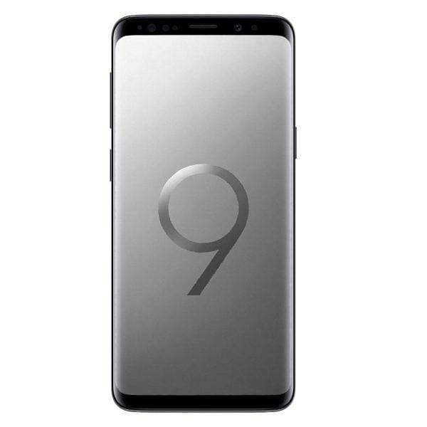 "Samsung   Galaxy S9 Titanium Grey 4G Dual Sim   64GB   4 GB Ram   5.8""   SM-G960FZADXSG"