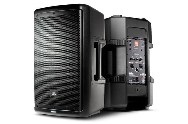 JBL | Two-Way Multipurpose Self-Powered Sound Reinforcement | 10"