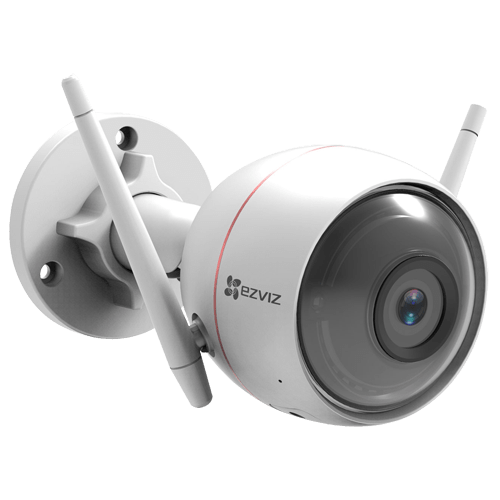 EZVIZ | Waterproof Outdoor Smart Wi-fi Security Camera wtih Siren for all whether conditions | 1080p | 2MP | CS-CV310-A0-1B2WFR