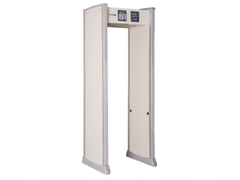 HIKVISION | Through-Type Metal Detected Door | 6 Monitor Area | NP-SG106