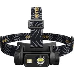 NITECORE | Triple Output Full Metal Rechargeable Headlamp 1000 Lumens (With Battery) |  HC65