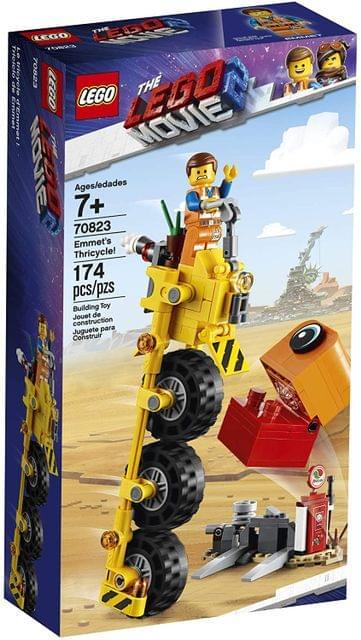 LEGO TOYS | CONF_TLM2_Playtheme_2 V29 | LEGO MOVIE | AGE: 7+ | 70823