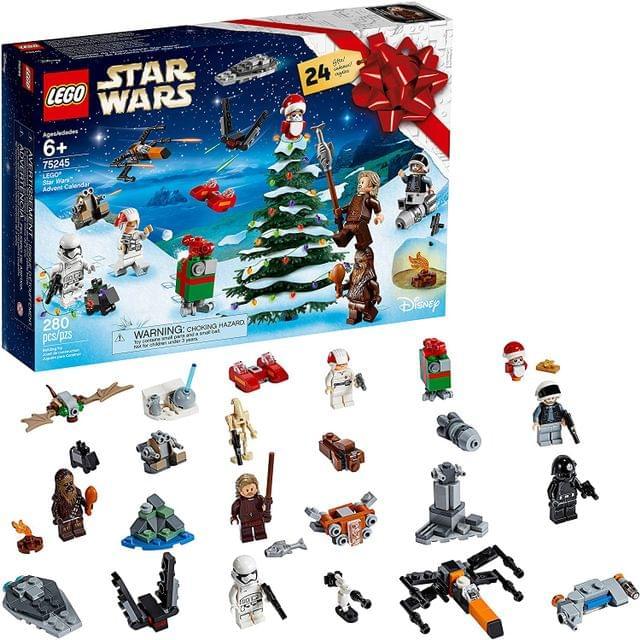 LEGO TOYS | Star Wars Advent Calendar | Advent Calendar | AGE: 6+ | 75245