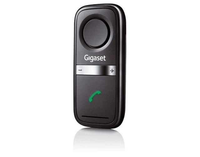 GIGASET | Hands-Free Clip For Cordless Phones | L410 | BLACK
