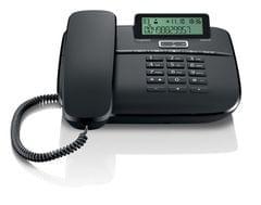 GIGASET   Standard Handsfree Corded Telephone   DA610/BLK