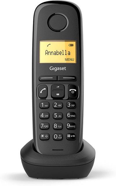 GIGASET | Cordless Telephone Handset | Black | S30852-H2802-A701
