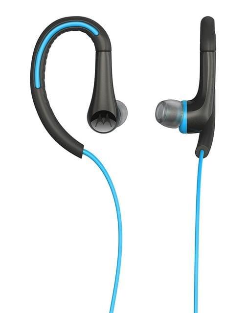 MOTOROLA | Sports Earbuds | Blue | MSEBL