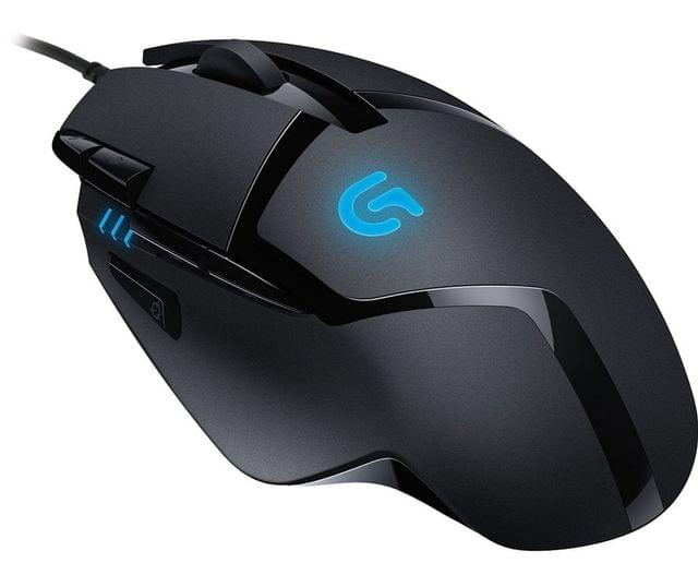 LOGITECH | G402 Hyperion Fury FPS Gaming Mouse | 910-004068