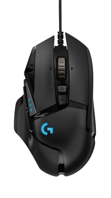 LOGITECH | G502 HERO High Performance Gaming Mouse | 910-005471