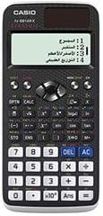 CASIO | Scientific Calculator | 181g | Black | FX-991ARX-W-DT