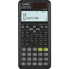 CASIO | Scientific Calculator | Black | FX-991ESPLUS-2WDTV