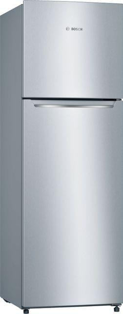 BOSCH | Free Standing Fridge Freezer | 55 Kg | Stainless Steel | 204 Liters | KDN28NL20M