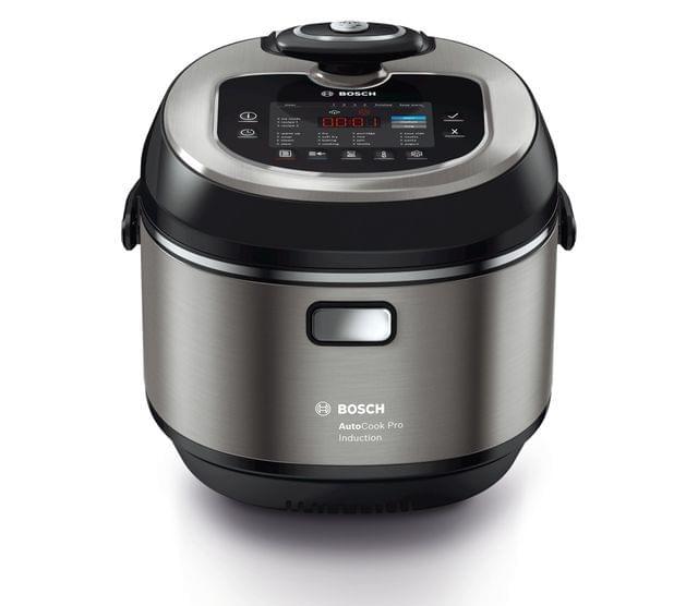 BOSCH | Auto Cook Multicooker | 5 Liters | 1200 W | Silver | MUC88B68GB