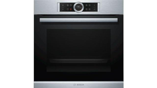 BOSCH | Serie 8 Oven | 35 Kg | AutoPilot 10 |Stainless Steel | HBG655BS1M
