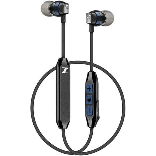 SENNHEISER   Wireless In-Ear Headphone   Bluetooth 4.2   Black   163 g   507447