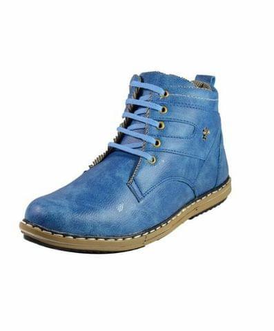 psta blue greenfox shoe