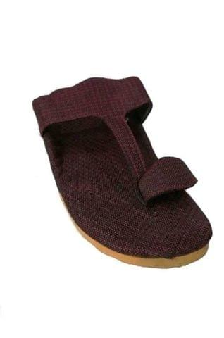 MEN FLAT SLIPPER KOLHAPURI