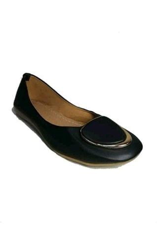 Belly shoe black