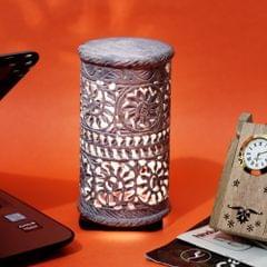 Handmade marble diya lampshade/bed side table lampshade/beautiful lampshade