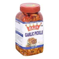 Tangy garlic pickle/home made pickle/delicious pickle/healthy pickle (500g)