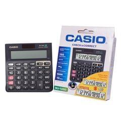 Casio MJ- 120D  Calculator