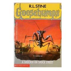 Goosebumps- A Shocker On Shock Street