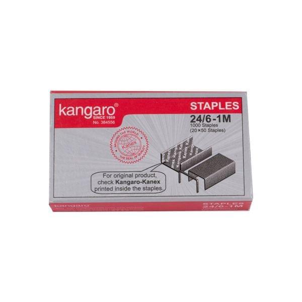 Kangaroo 24/6 -1 M Stapler Pins