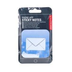Kikkerland Message App Sticky Notes (ST80-A3)