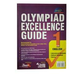 Olypmpiad Exellence Guide English Class-1