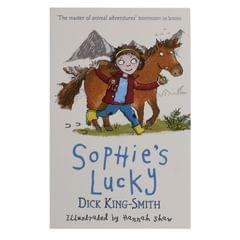Sophie lucky (Mouseford Academy)