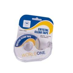 Worldone Crystal Clear Tape