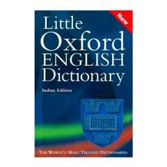 Oxford Little English Dictionery