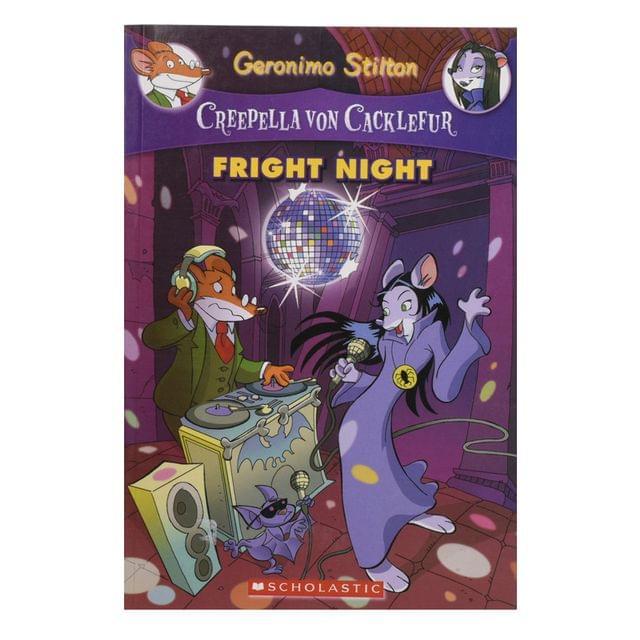 Fright Night ( Creepella Von Cacklefur)