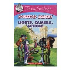 Lights camera action (Mouseford Academy)