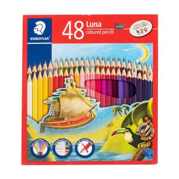 Staedtler Luna Coloured Pencils C48