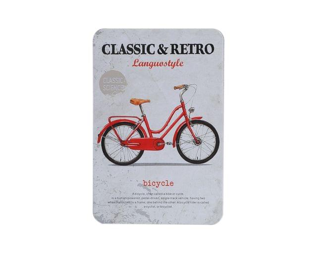 Ink The Town Bicycle Classic & Retro