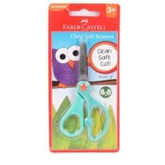 Faber Castell Scissors Child Safe Pack