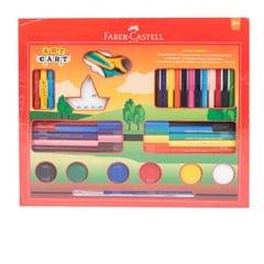 Faber Castell Art Cart  Kit