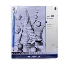 Staedtler Mars Lumograph 20 Pencil Set
