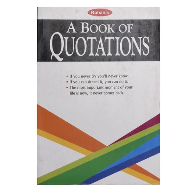 A Book of Quotations 199