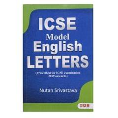 ICSE Model English Letter