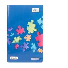 Taj White Notebook   220P 0205
