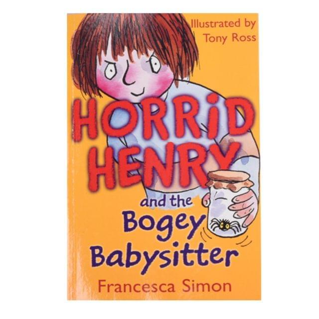 Horrid henary Bogey Babysitter